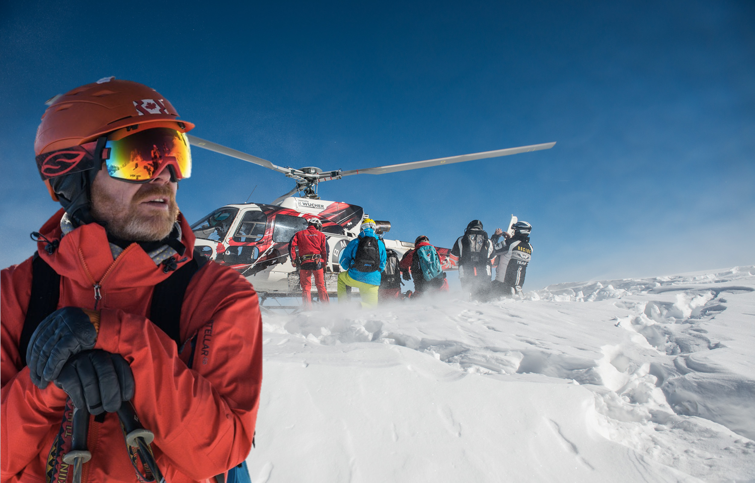 Figure out what heli skiing trip suits you and schedule free consult